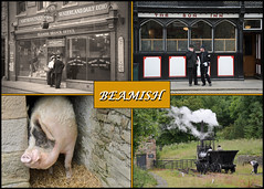 Beamish Museum (Jonathan Makin Photography) Tags: museum beamish england uk outdoor industrial history historical nostalgia nostalgic victorian edwardian