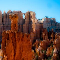 In Canyons 263 (noahbw) Tags: brycecanyon d5000 nikon utah autumn canyon desert erosion hoodoos landscape noahbw rock sky square stone