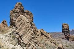 Big rocks! (Tambako the Jaguar) Tags: mount teide mountain volcano national park stones rocks big nature lanscape view tenerife spain nikon d850