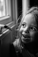 Rain (kceuppens) Tags: onweer bliksem regen rain donder thunder lightning france frankrijk caravan frederieke fujixt20 fuji xt20 50mm portrait portret black white bw blackandwhite zwart wit zw explore explored inexplore