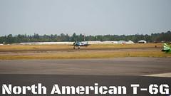 T-6G takeoff (Bgmini1) Tags: texan t6g panasonicgx85 heritageflightmuseum video olympus1240mm28pro