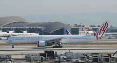 "Virgin Australia 777-3ZG(ER) (VH-VPD) ""Avalon Beach"" LAX Taxiway H  (2) (hsckcwong) Tags: virginaustralia7773zger 777300er 777300 vhvpd avalonbeach lax klax"