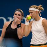 Bethanie Mattek-Sands, Lucie Safarova