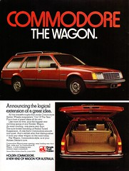 1979 VB Holden Commodore SL Wagon Aussie Original Magazine Advertisement (Darren Marlow) Tags: 1 7 9 19 79 1979 v b vb h holden c commodore s l sl w wagon car cool collectible collectors classic a automobile vehicle g m gm gmh general motors aussie australian australia 70s