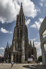 [Rest Day] Turmspitze (ponzoñosa) Tags: cathedral ulm church tallest following day germany deustchland square