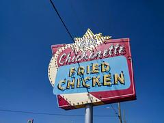 Al's Chickenette - Hays, Kansas (BeerAndLoathing) Tags: 1950s summer cellphone roadtrip diner kansas august googleandroid trip nexus6p android eclipsetrip 2017 google hays unitedstates us signs