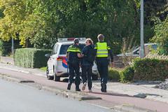 20180825-7441 (Sander Smit / Smit Fotografie) Tags: code rood actievoerders protest farmsumerweg appingedam aanhouding politie