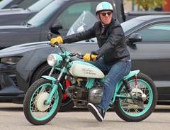 Harley Davidson (chearn73) Tags: harleydavidson winnipeg manitoba canada vintage bike motorbike motorcycle classic