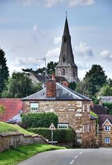Walgrave, Northamptonshire (Baz Richardson (away until early October)) Tags: northamptonshire walgrave villages stpeterschurchwalgrave 13thcenturychurches churchspires