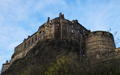Edinburgh Castle (p.mathias) Tags: edinburgh castle castles history historical city uk united europe sony a5100 architecture building csc scotland scottish winter unitedkingdom urban outside outdoors
