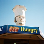 Chef's Head; Sign - Hungry thumbnail