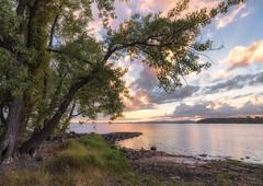 Sunrise_DSC2266 (walts photos) Tags: grandisle lakechamplain namedplaces northamerica unitedstates vermont hdr sky sun sunrise water where