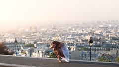 (dimitryroulland) Tags: nikon d600 85mm 18 dimitryroulland paris france natural light montmartre gym gymnast gymnastics performer art pointe city slipper slippers soft leather shoe shoes arch arches