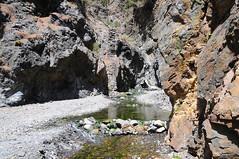 Caldera de Taburiente (seahawkgfx) Tags: caldera taburiente la palma canary island schlucht krater bach stream rocks