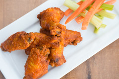 Chicken wings (Park City Area Restaurant) Tags: foodphotographer naturallight resortfood food restaurant meal ingredients fresh cooking plate healthy culinary gourmet appetizers football potluck chicken carrots celery cuisine resort vacation awardwinning finest taste