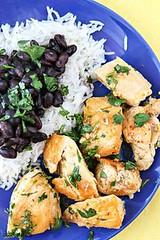 Cilantro Lime Chicke (alaridesign) Tags: cilantro lime chicken bites