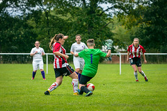 Altrincham LFC vs City of Liverpool Ladies FC - September 2018-187 (MichaelRipleyPhotography) Tags: altrincham altrinchamfc altrinchamfootballclub altrinchamlfc altrinchamladies alty altylfc amateur ball coyr celebrate celebration cityofliverpoolladiesfc community fans football footy goal header kick ladies league merseyvalley npl nonleague pass pitch referee robins score shot soccer stadium supporters tackle team win womensfootball nwwrfl nwwrflleague1south