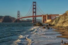 I Won't Know Where I'm Going 'Till I Get There (Anna Kwa) Tags: goldengatebridge marshallbeach sanfrancisco usa annakwa nikon d750 7002000mmf28 my love always seeing heart soul throughmylens life journey destiny stularsen fate travel world whatmatters