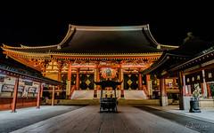 Sensoji Temple (aotaro) Tags: ilce7m3 asakusa sensojitemple fe424105goss architecture tokyo japan sensoji temple japanesetradition