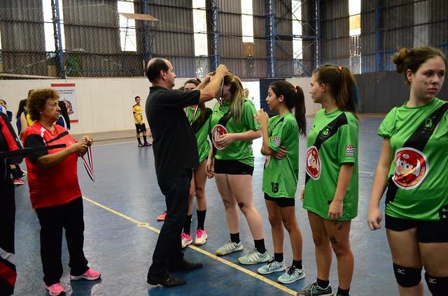 Handebol Fem II 1º  Jacareé x São Paulo - Val Morais  (29)