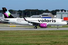 D-AXAD // Volaris // A320-271N // MSN 8472 // XA-VRF (Martin Fester - Aviation Photography) Tags: a320271n volaris daxad xavrf msn8472 a320 a320neo a320n msn 8472 rto hamburg finkenwerder finkenwerderairport xfw xfwedhi edhi airplane aircraft airbus airbusindustrie aviation aviationonflickr aviationgeeks planes planespotting flickraviation flugzeuge sharklets