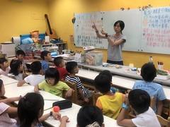 2018.8.14 賈哥哥安親班 (amydon531) Tags: baby boys kids brothers justin 安親班