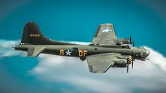 Memphis Belle (kamil_olszowy) Tags: memphis belle being b17g imperial war museum duxford flying legends warbird bomber