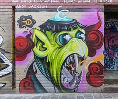Jack Douglas Windsor 2018-09-09 (5D_32A3808) (ajhaysom) Tags: jackdouglas jd streetart graffiti melbourne australia canoneos5dmkiii canon1635l