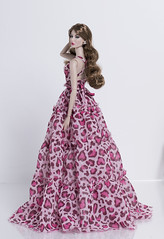 https://www.etsy.com/listing/629975332/pink-panther-maxi-dress-for-fashion?ref=listing_published_alert (Rimdoll) Tags: rimdoll fashiondoll fashionroyalty fr2 poppyparker barbiesilkstone barbiedoll ooakdoll ooak