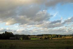 IMG_6463a (SeppoU) Tags: suomi finland lohja maisema landscape ilta evening syyskuu september 2018 veteraanikamera veterancamera canon ixus 80is