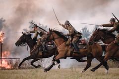 Łomianki (j_gralewski) Tags: canon 6d 70200l f4 horse horses łomianki ii world war wwii colours reenactment
