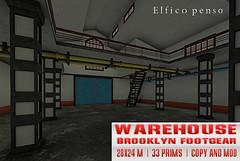 NEW! Warehouse Brooklyn Footgear (Aksanka93Resident) Tags: warehouse brooklyn footgear elfico penso storage