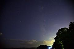 milky way:日本🇯🇵 (kwon1986do) Tags: photography nikon d750 japan 日本 星空 夜空 空 天の川 銀河 銀河系 sky night star astro milkyway