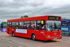 Preserved ex-Abellio London 8481 KP02PVU (KA Transport Photography) Tags: preserved exabellio london 8481 kp02pvu buses festival 2018 gaydon warwickshire