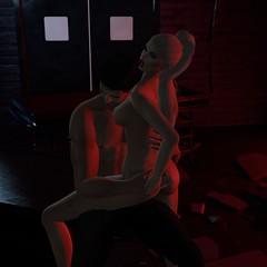 mortuary (Jenn.Flanagan) Tags: firestorm secondlife backdropcity unbra maitreya redfish stealthic morgue avatar lumipro catwa