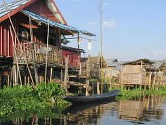 Stilt Housing (D-Stanley) Tags: inlelake myanmar burma