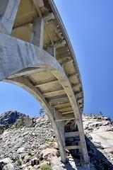 The Rainbow Bridge At Donner Pass (nrg_crisis) Tags: donnerpass engineering rainbowbridge california historic architecture
