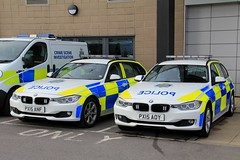Cumbria Police BMW 330d Touring Roads Policing Unit Traffic Cars (PFB-999) Tags: cumbria police constabulary bmw 330d 3series touring estate roads policing unit rpu traffic car vehicle lightbar grilles leds px15anf px15aoy