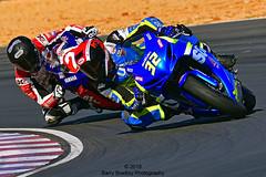 2018 08 303 - Suzuki GSXR600 (barry.bradley22) Tags: 2018 supergp supergpchampionstrophy barrybradley barrybradleyphotography scribante aldoscribante aldoscribanteracecircuit racing motorcycle bike motorbike msa motorsportsouthafrica southafrica portelizabeth nelsonmandelabay race circuit track super600 suzuki suzukigsxr600 gsxr600 adolfboshoff 32 blue bell shoei pirelli motul 2 red 600