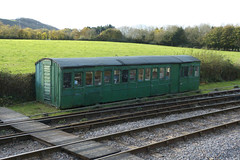 20171104 037 Norden. Grounded LSWR TZ 911 (695, 0695) Built Nine Elms 1890 (15038) Tags: railways trains br britishrail swanagerailway carriage norden grounded lswr tz 911 695