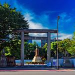 Masujiro Omura Statue in Yasukuni Shrine : 大村益次郎像(靖国神社) thumbnail