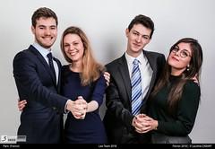 Law Team - Paris - Fevr. 2018 (Laurène Zabary - Photographie) Tags: shooting photoshoot team équipe students student corporate lawyers lawyer étudiants group groupe funny fun distraction composition studio parisiens parisien