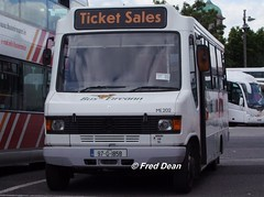 Bus Eireann ME202 (97G1858). (Fred Dean Jnr) Tags: buseireann dublin august2010 broadstonedepotdublin broadstone buseireannbroadstonedepot mercedesbenz eurocoach me202 97g1858