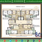 Floor Plans of Omaxe The Resort New Chandigarh