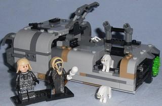 Lego - 75210 Moloch's Landspeeder