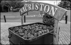 Sacriston. (CWhatPhotos) Tags: cwhatphotos camera photographs photograph pics pictures pic picture image images foto fotos photography artistic that have which contain digital panasonic lx15 lx10 sacristo north east england uk county durham sculpture mining pit tub mines life