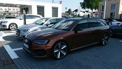 Audi_RS4_Avant_B9_Braun_5-Arm_Peak-Felge (realPfeifenheini) Tags: 5armpeakfelge audi rs4 avant b9 braun quattro station wagon break