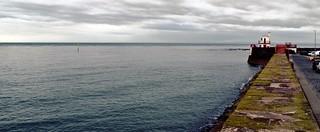 Arbroath Harbour - Angus - Scotland