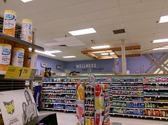 Taking time once again for wellness (l_dawg2000) Tags: 2017 2017remodel bakery dairy delicatesen floraldepartment food formergreenhousestore freshandlocal grocery grocerystore kroger localflair millington pharmacy tennessee tn unitedstates usa