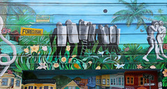 Murals - Mission District (raffaele pagani) Tags: sanfranciscomuralarts murals paintings streetart balmyalley mission missiondistrict sanfrancisco california unitedstates canon